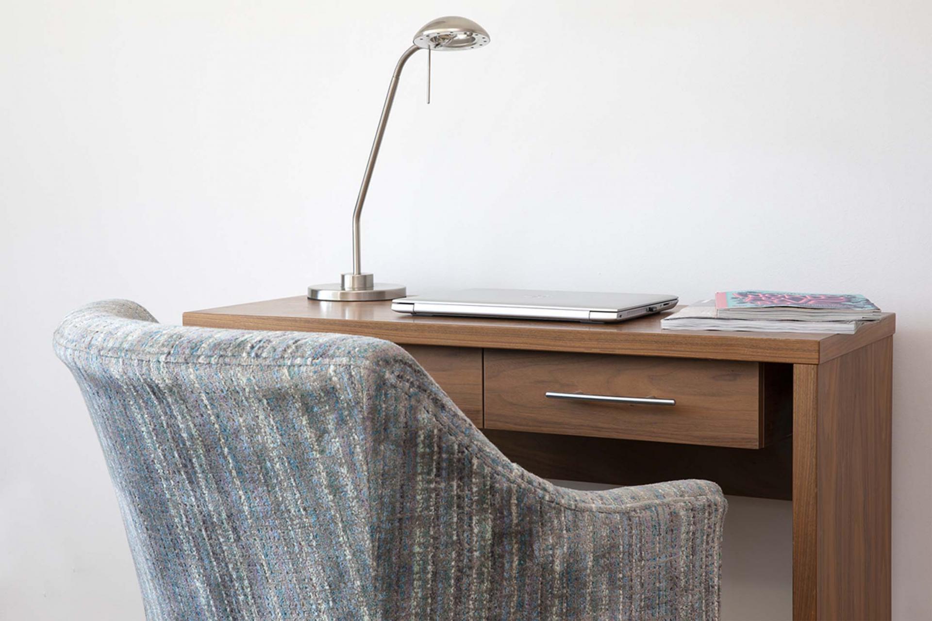 Desk area at Aparthotel Farnborough - Citybase Apartments