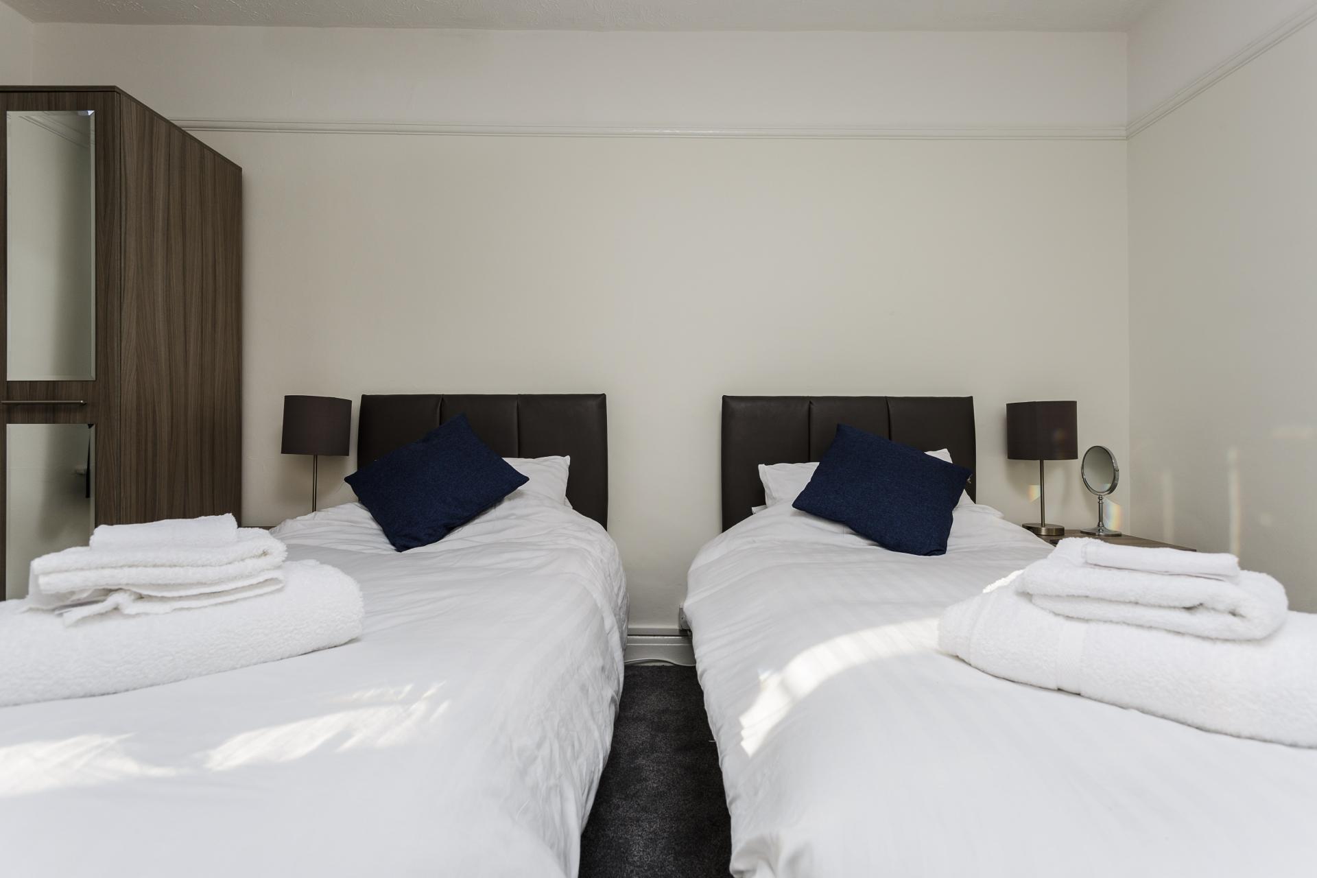 Beds at Braganza House Apartments, Old Portsmouth, Portsmouth - Citybase Apartments