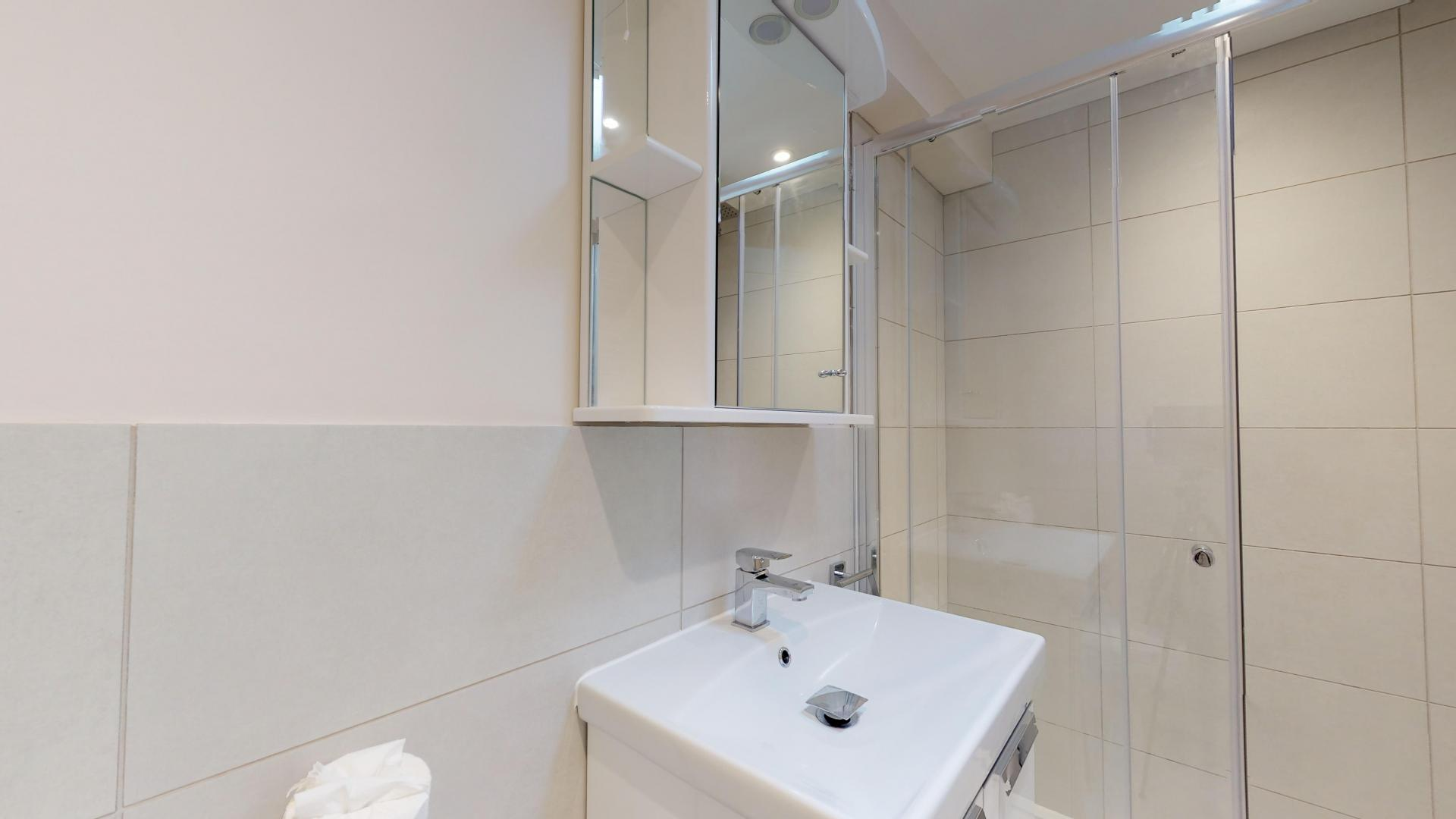 Sink at Rogers Street House, Summertown, Oxford - Citybase Apartments