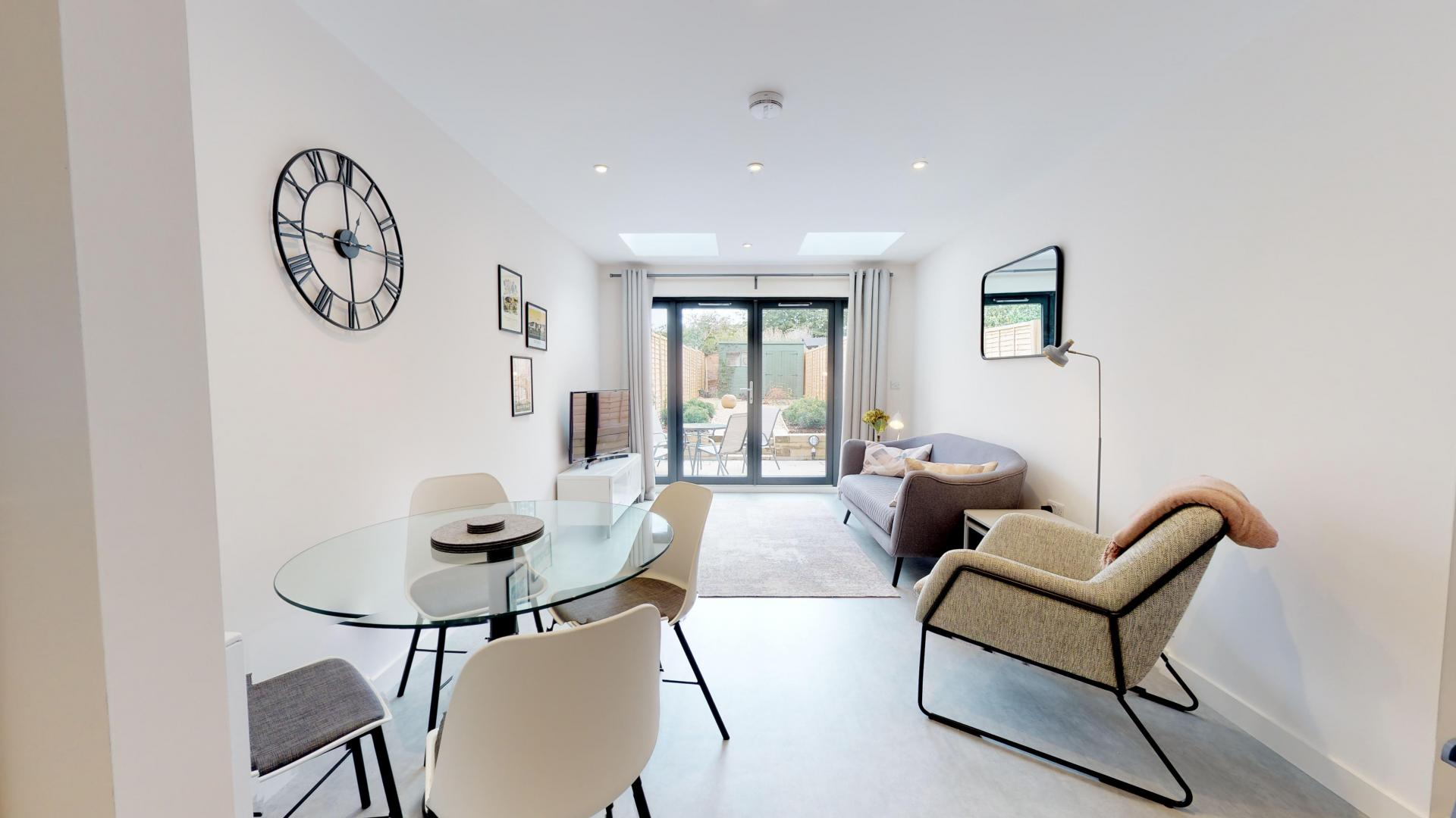 Open-plan at Rogers Street House, Summertown, Oxford - Citybase Apartments