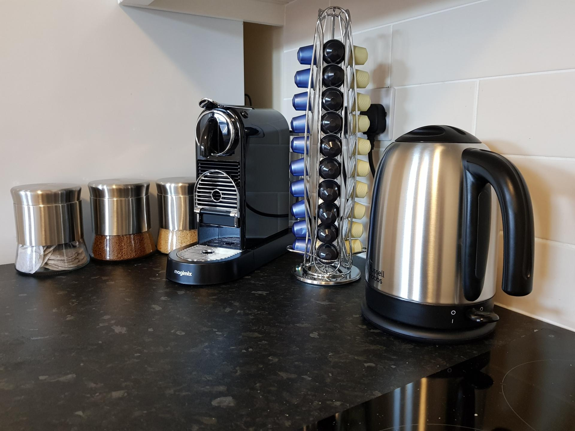 Appliances at Victory House Apartments, Shirley, Southampton - Citybase Apartments
