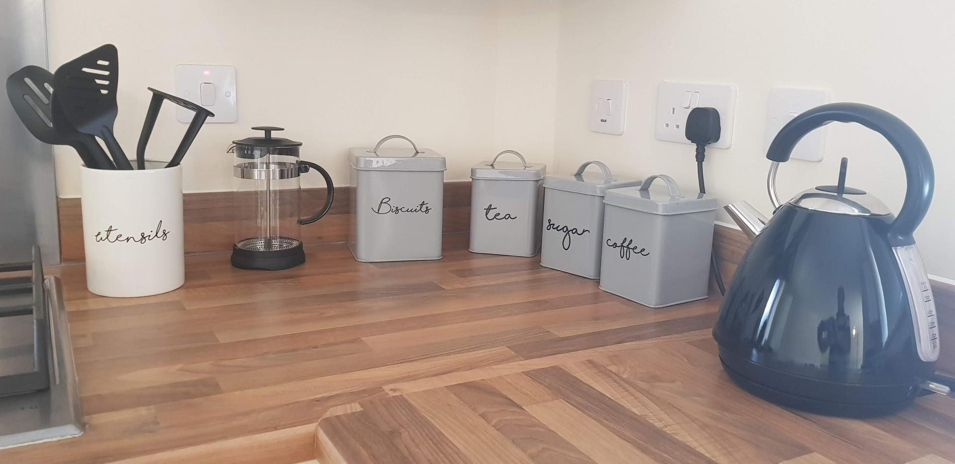 Appliances at Moore Close Apartment, Inner Avenue, Southampton - Citybase Apartments