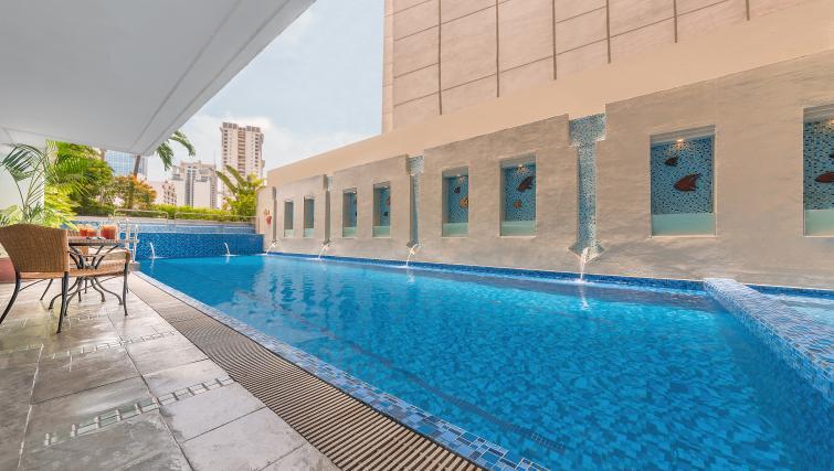 Pool at Somerset Millennium Apartments - Citybase Apartments