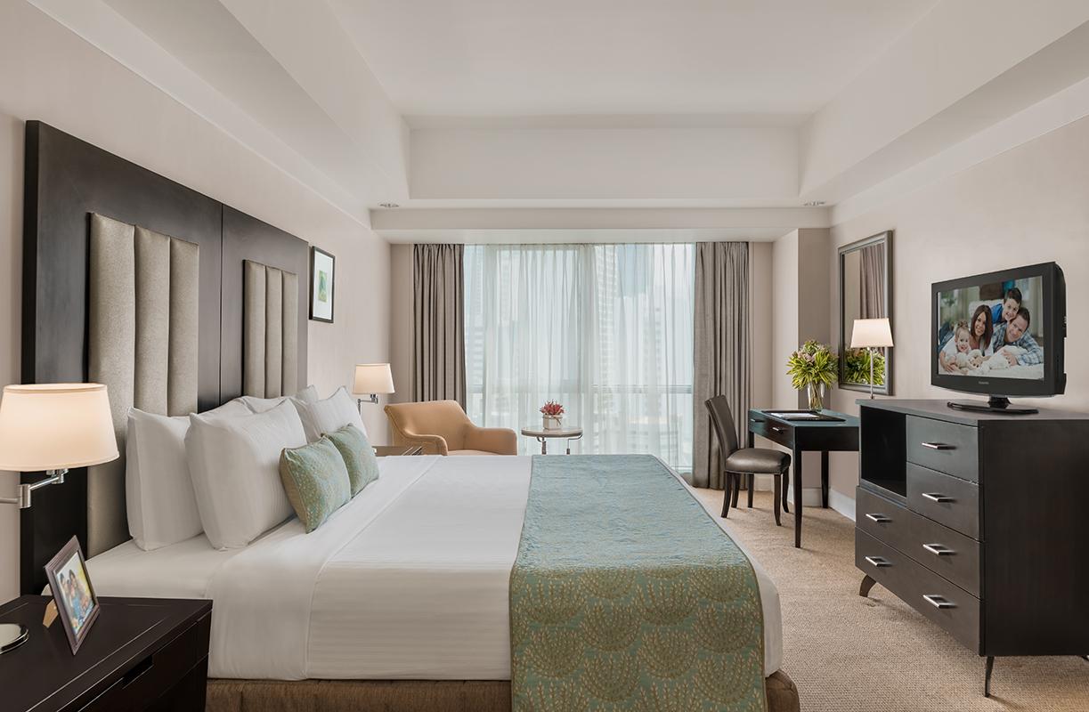 Spacious room at Somerset Millennium Apartments - Citybase Apartments