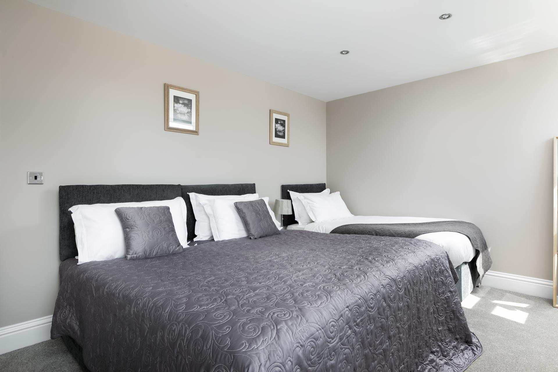 Comfy beds at Western Road Apartments, Centre, Brighton - Citybase Apartments