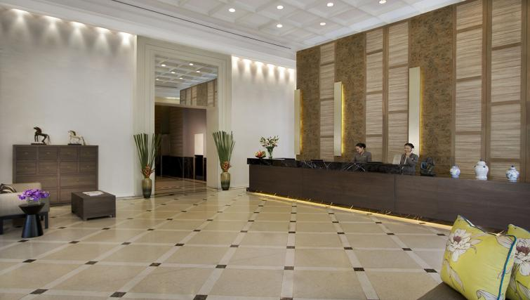 Lobby at Somerset Park Suanplu Apartments - Citybase Apartments