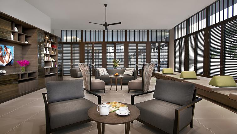 Lounge at Somerset Park Suanplu Apartments - Citybase Apartments