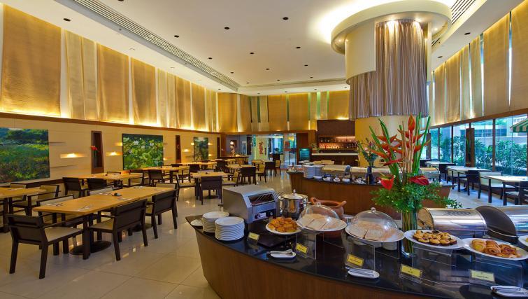 Restaurant at Somerset Park Suanplu Apartments - Citybase Apartments