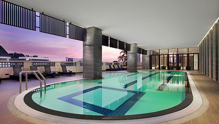 Pool at Somerset Park Suanplu Apartments - Citybase Apartments