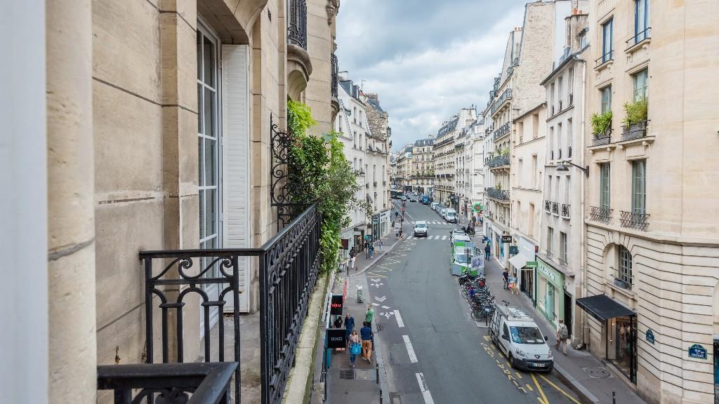 View at Four Saint Germain Apartments, Monnaie, Paris - Citybase Apartments