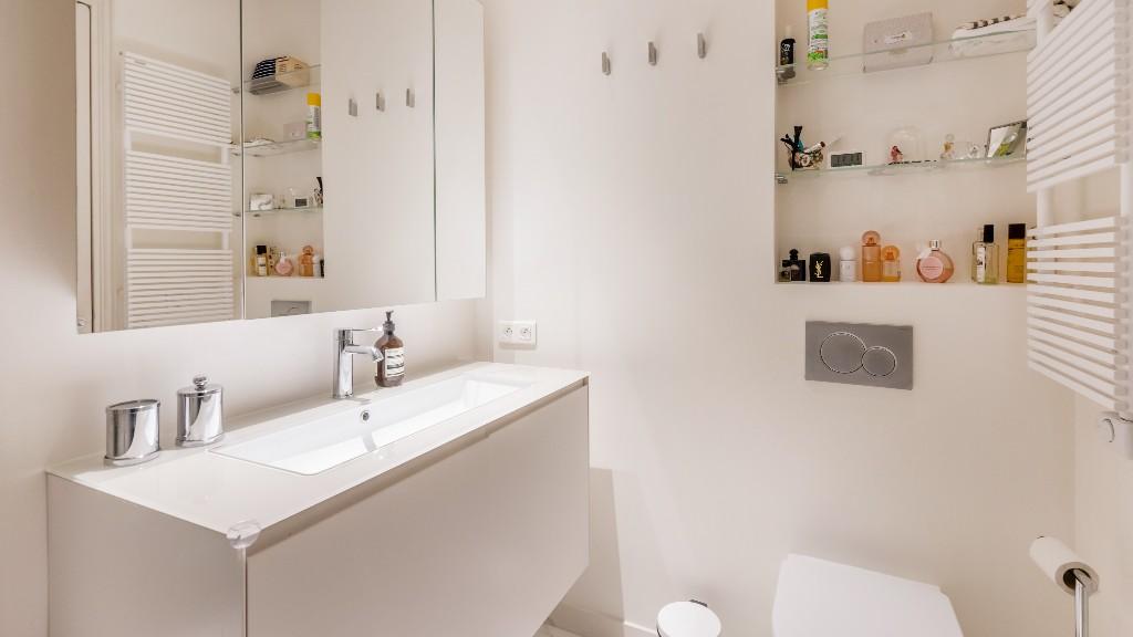 Sink at Four Saint Germain Apartments, Monnaie, Paris - Citybase Apartments