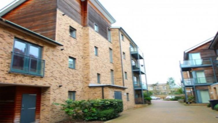 Exterior of The Vie Apartments - Citybase Apartments
