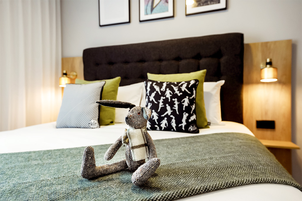 Bedroom at Wilde Aparthotels by Staycity Grassmarket, Centre, Edinburgh - Citybase Apartments