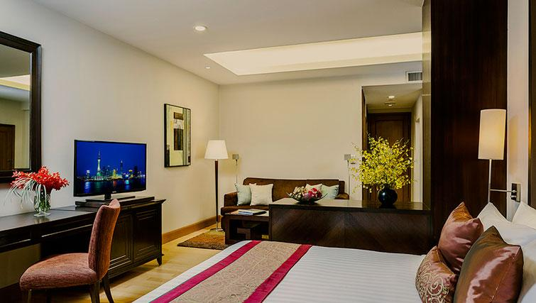 Studio at Ascott Sathorn Apartments - Citybase Apartments