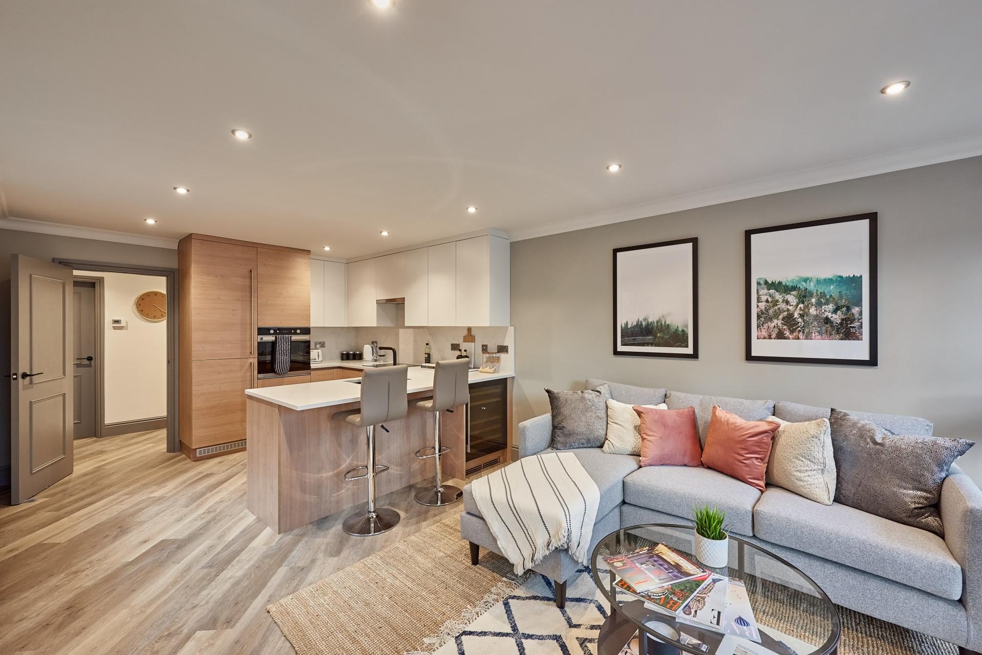 Layout at The St Paul's Residence, Jewellery Quarter, Birmingham - Citybase Apartments