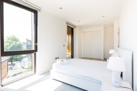 Window at Elgin Avenue Apartments, Westbourne Green, London - Citybase Apartments