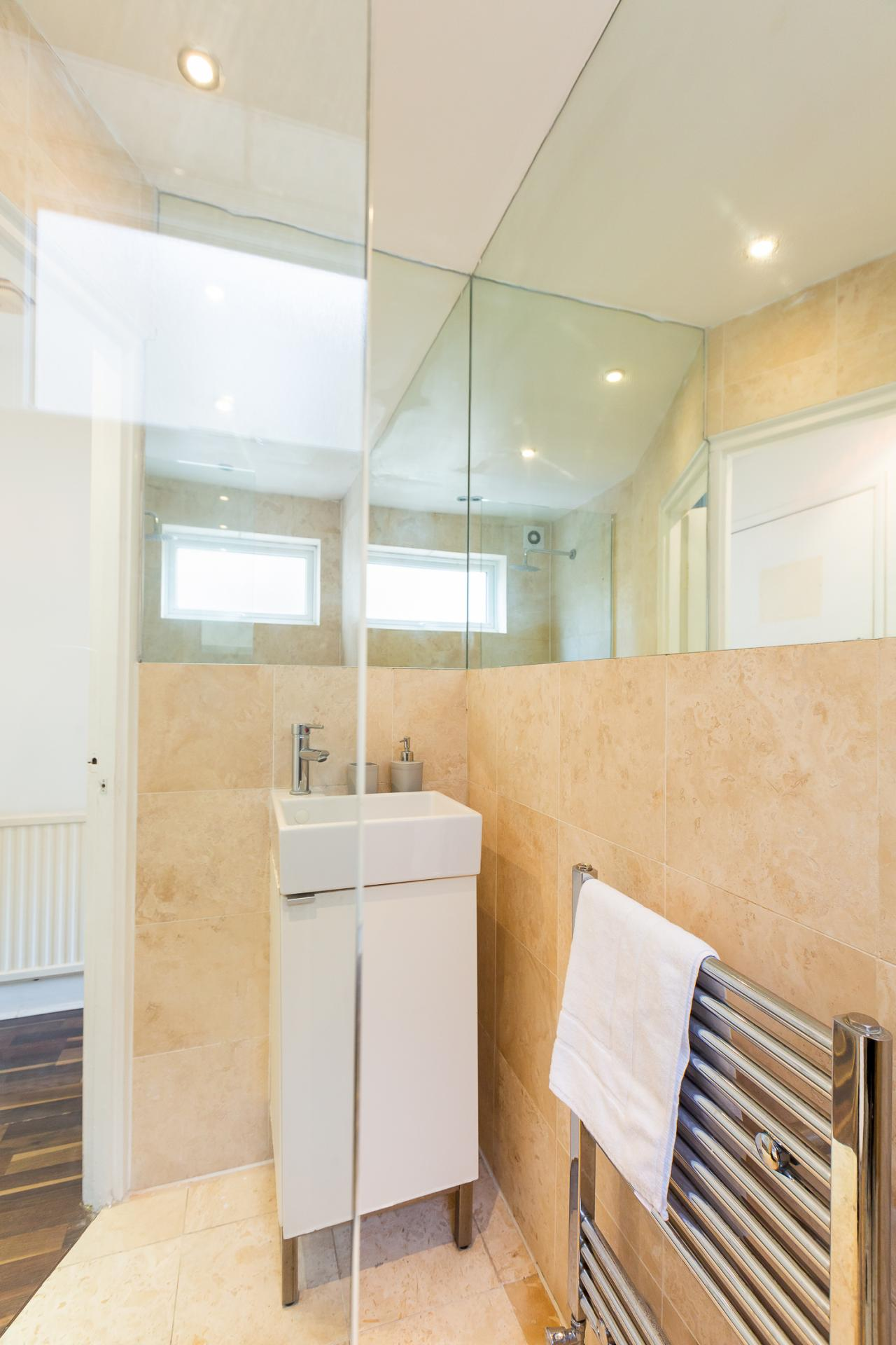 WC at ZO Notting Hill Apartments, Maida Vale, London - Citybase Apartments