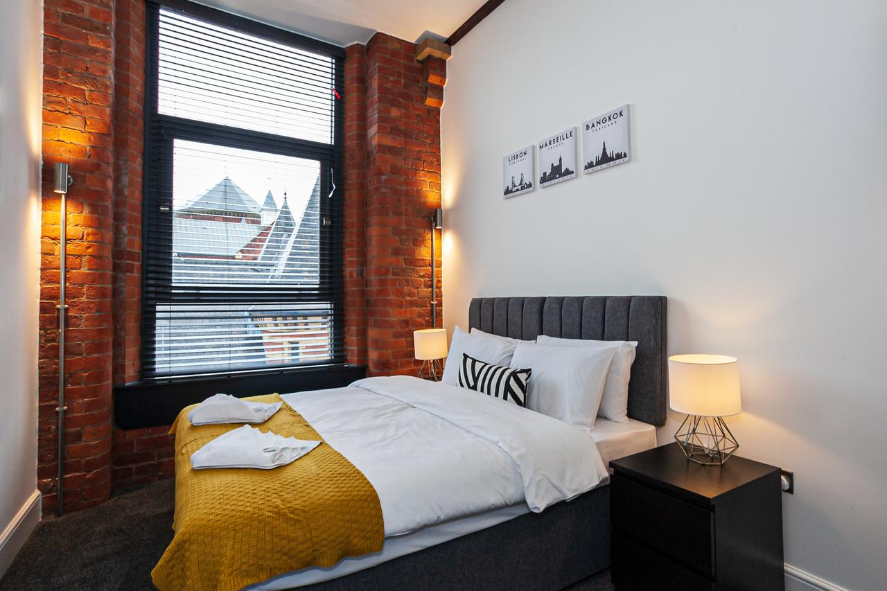 Yellow at Green Quarter Southall Apartment, Green Quarter, Manchester - Citybase Apartments