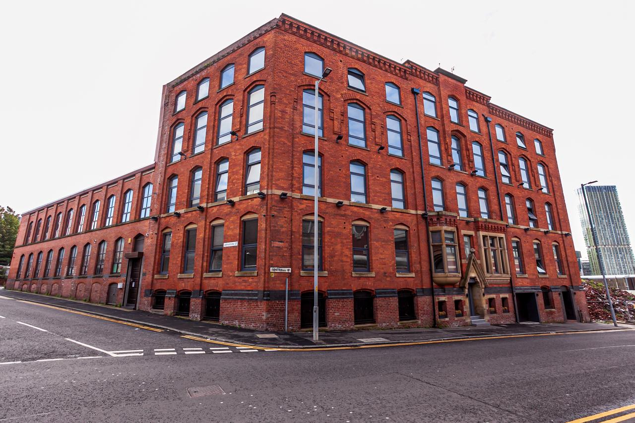 Exterior at Green Quarter Southall Apartment, Green Quarter, Manchester - Citybase Apartments
