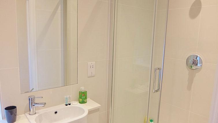 Bathroom at Twickenham Newland Apartments, Twickenham, London - Citybase Apartments