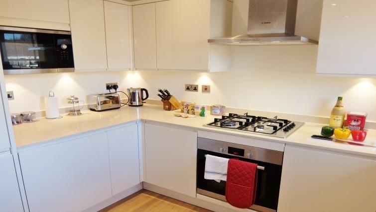 Oven at Twickenham Newland Apartments, Twickenham, London - Citybase Apartments