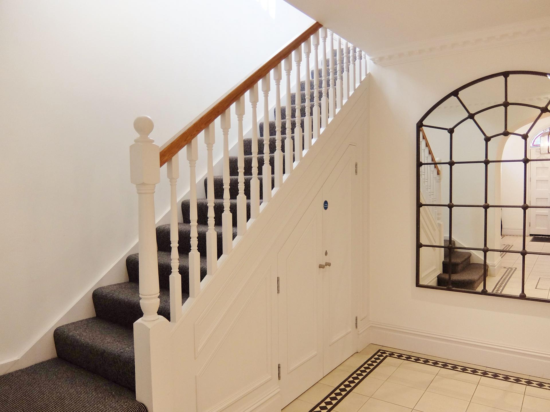 Stairs at Twickenham Newland Apartments, Twickenham, London - Citybase Apartments