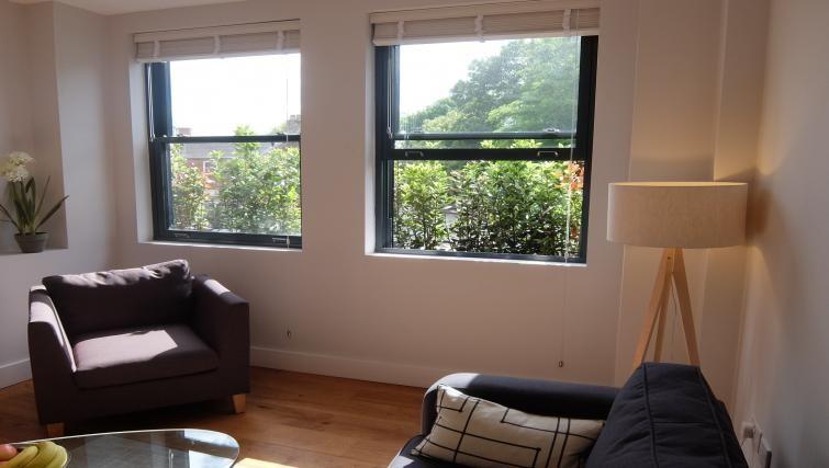 Window at Twickenham Fraser Apartment, Twickenham, London - Citybase Apartments