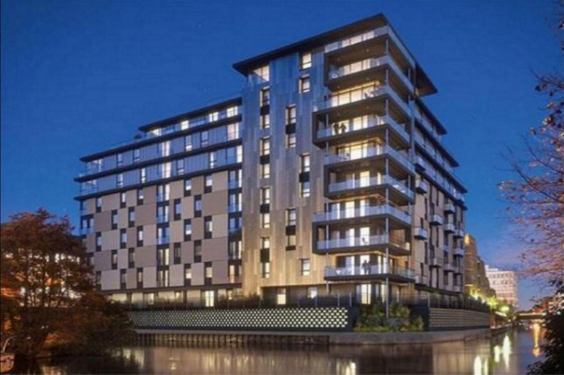 Exterior for Kennet House Serviced Apartments, Centre, Reading - Citybase Apartments