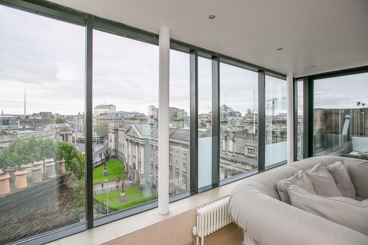 Views at Trinity Gardens Apartment, Centre, Dublin - Citybase Apartments