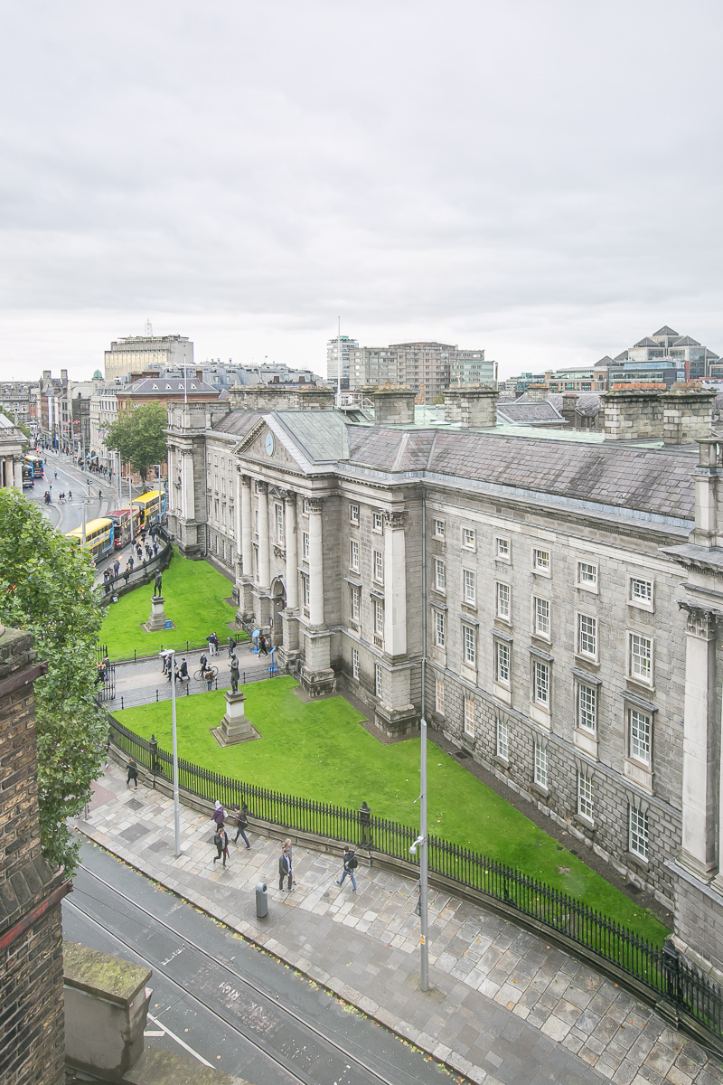 Views of Trinity College at Trinity Gardens Apartment, Centre, Dublin - Citybase Apartments