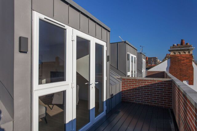 Balcony at Brixham Court Apartments, Centre, Staines - Citybase Apartments