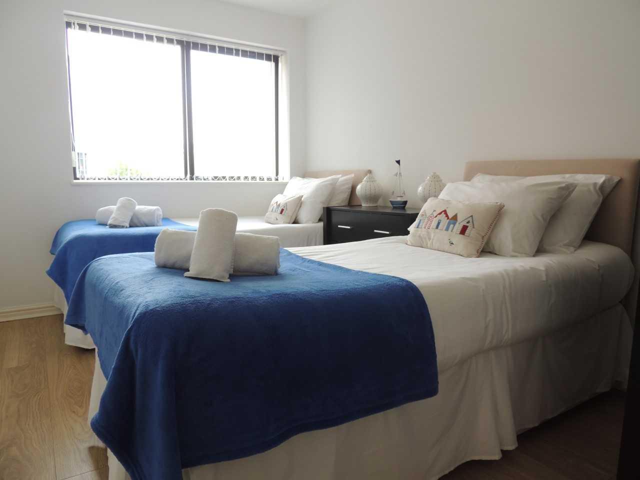 Bedroom at South Row Apartments - Citybase Apartments