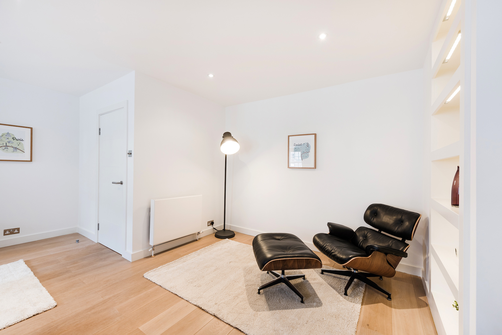 Chair at Short Gardens Apartment, Covent Garden, London - Citybase Apartments