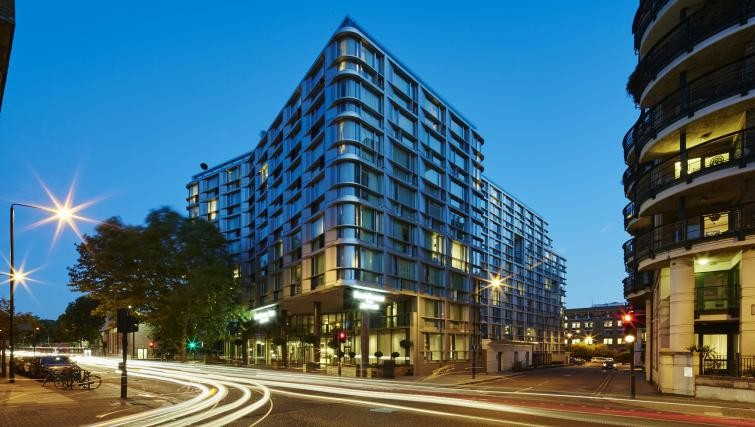 Exterior at Residence Inn Kensington - Citybase Apartments