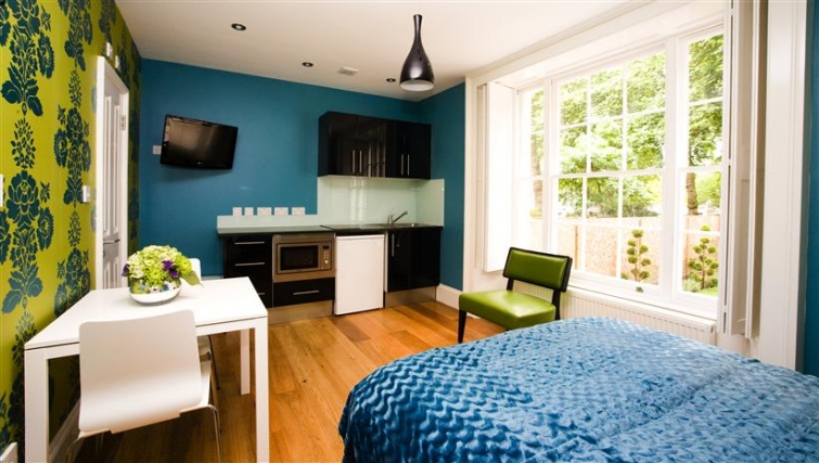 Studio at Paddington Green Apartments - Citybase Apartments