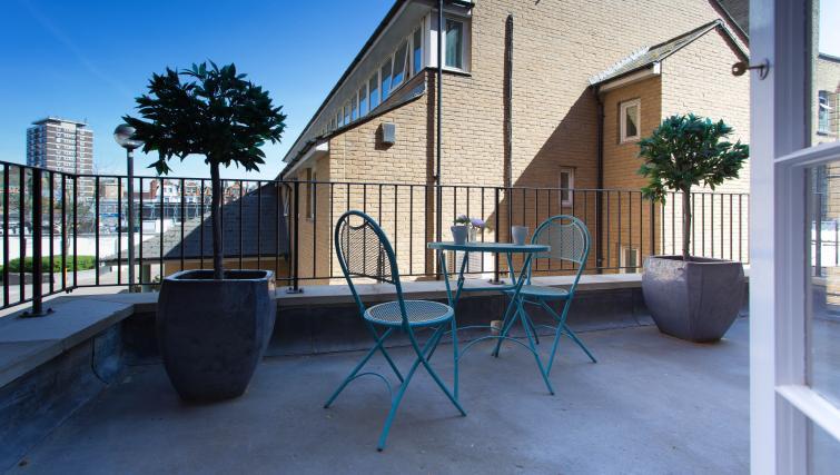 Terrace at Paddington Green Apartments - Citybase Apartments