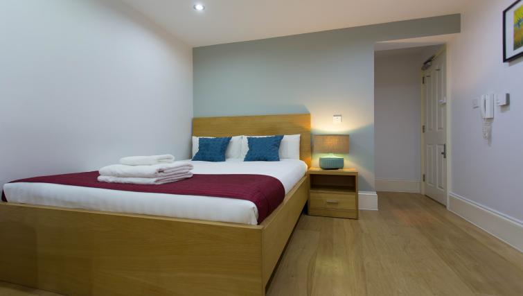Bedroom at Paddington Green Apartments - Citybase Apartments