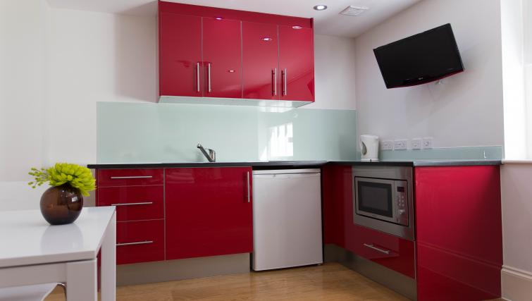 Kitchen - Citybase Apartments