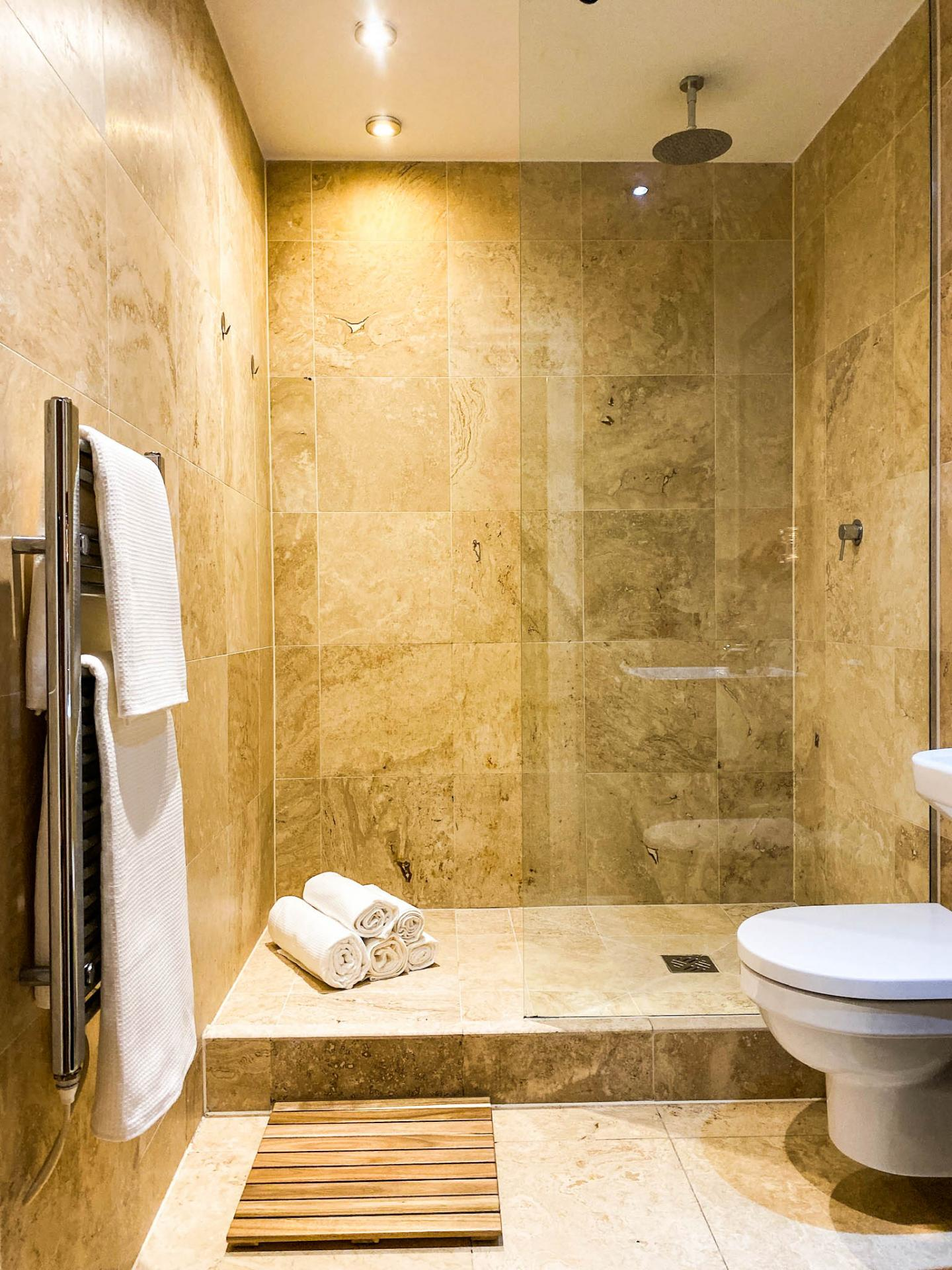 Towel at Milliners Wharf Apartment, New Islington, Manchester - Citybase Apartments
