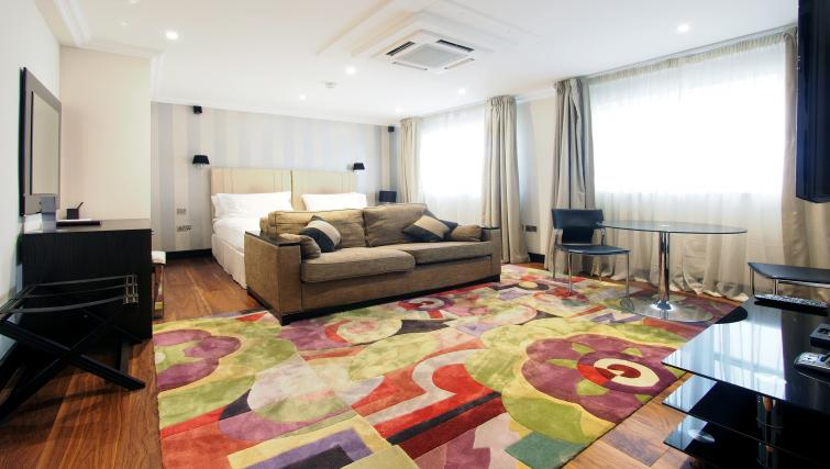 Studio at 130 Queens Gate Apartments - Citybase Apartments
