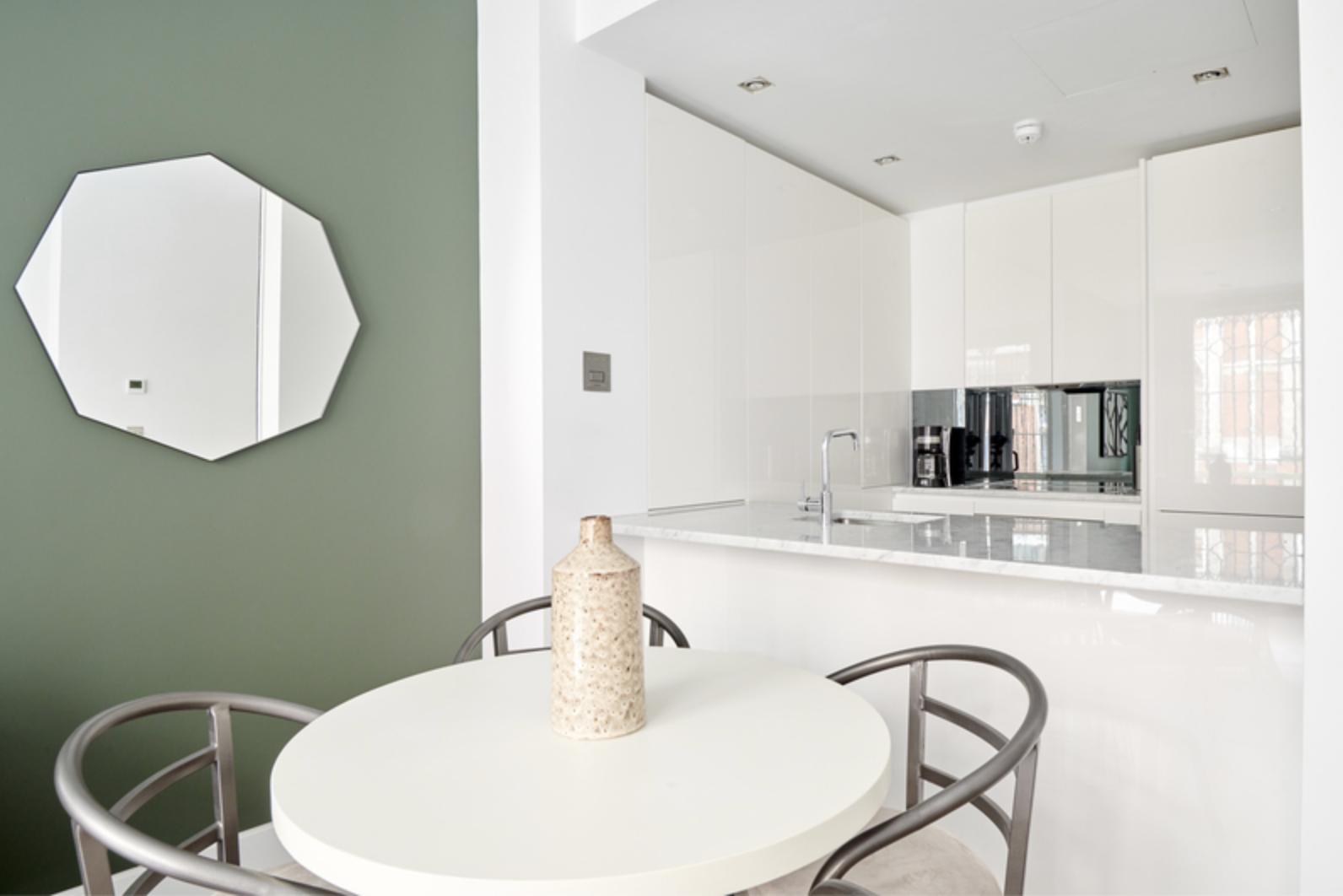 Table at Bell Yard Apartments, City, London - Citybase Apartments