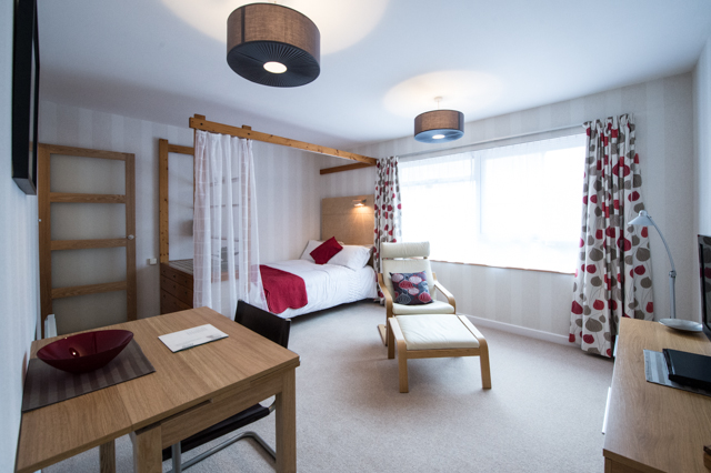 Layout at Oakfield Court Apartment Hotel, Sale, Manchester - Citybase Apartments