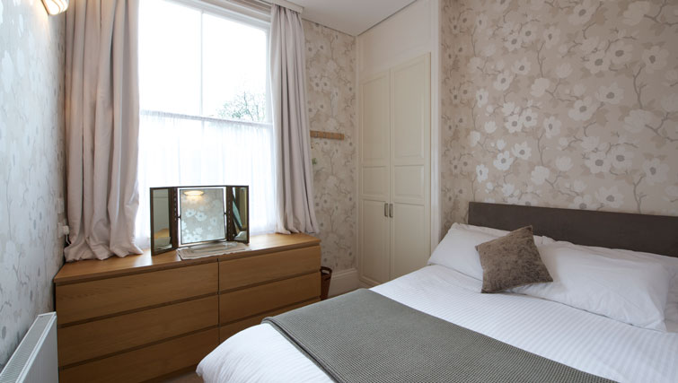 Dresser at Oakfield Court Apartment Hotel, Sale, Manchester - Citybase Apartments