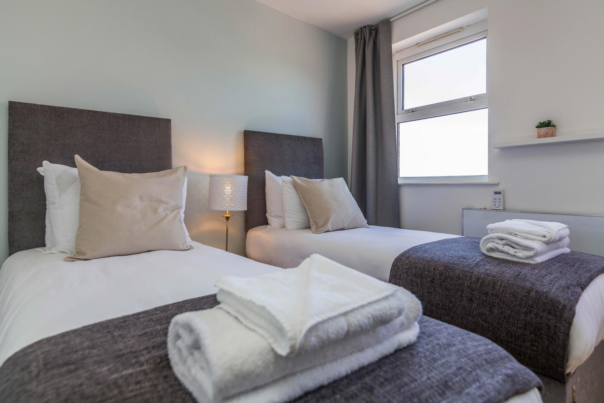 Beds at Loughborough Road Apartment, West Bridgford, Nottingham - Citybase Apartments