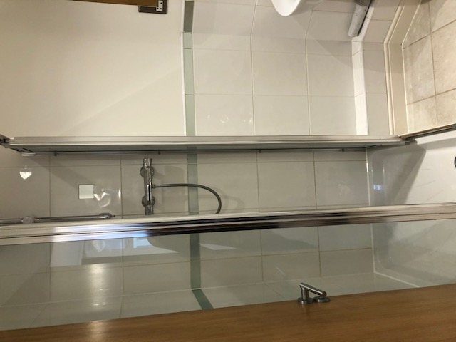 En-suite at Elmhurst Court Apartments, Centre, Camberley - Citybase Apartments