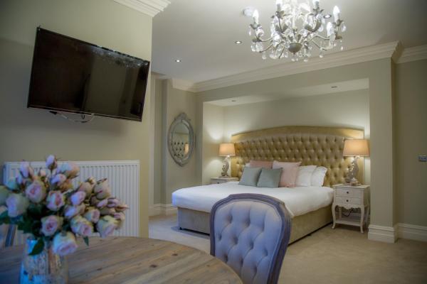 Studio at Winckley Square Hotel, Centre, Preston - Citybase Apartments