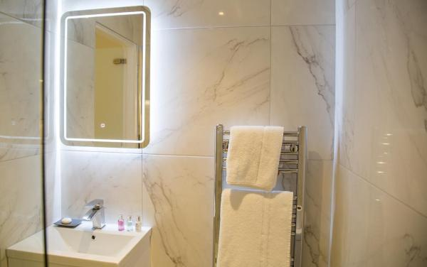 Towels at Winckley Square Hotel, Centre, Preston - Citybase Apartments