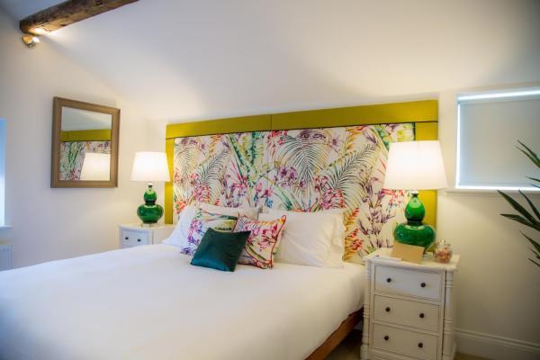 Bedroom at Winckley Square Hotel, Centre, Preston - Citybase Apartments