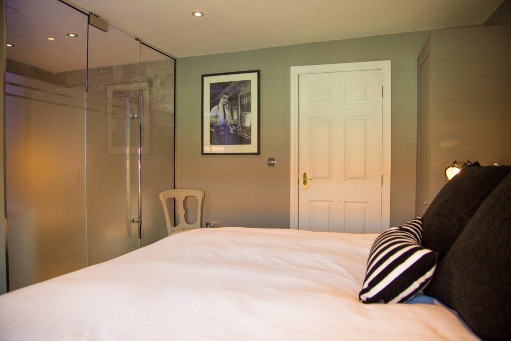 En-suite at No. 10 Theatre Street, Centre, Preston - Citybase Apartments