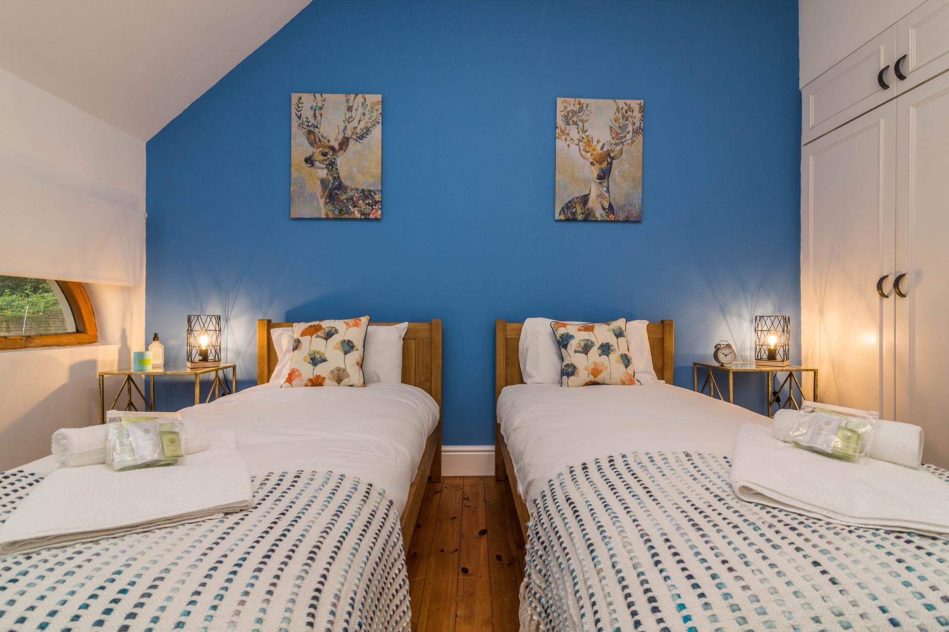 Beds at Mapperley Coach House, Mapperley Park, Nottingham - Citybase Apartments
